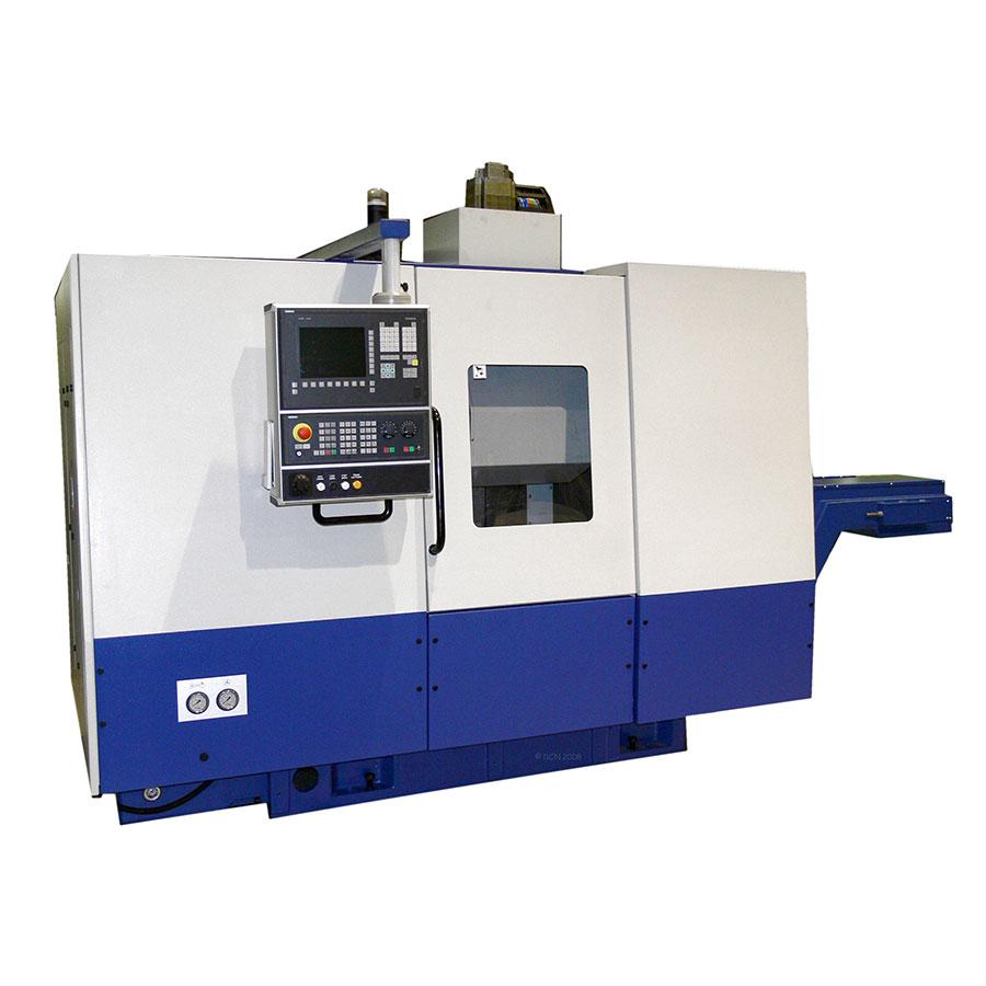 Modernizace obráběcího centra MCFH 40 CNC 1